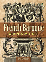 French Baroque Ornament - Jean Le Pautre