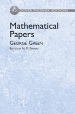Mathematical Papers - George Green