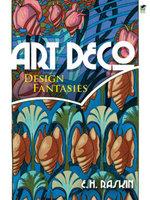 Art Deco Design Fantasies - E. H. Raskin