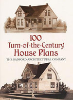 100 Turn-of-the-Century House Plans - Radford Architectural Co.