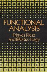 Functional Analysis - Frigyes Riesz