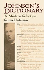 Johnson's Dictionary : A Modern Selection - Samuel Johnson