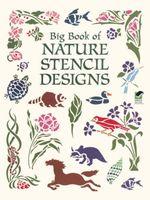 Big Book of Nature Stencil Designs - Dover