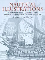 Nautical Illustrations : 681 Royalty-Free Illustrations from Nineteenth-Century Sources