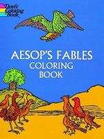 Aesop's Fables Coloring Book - Aesop