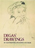 Degas' Drawings - Edgar Degas