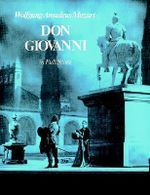 Mozart : Don Giovanni - Wolfgang Amadeus Mozart