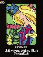 Art Nouveau Stained Glass - Ed Sibbett