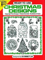 Ready-to-Use Christmas Designs - Ed Sibbett