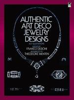 Authentic Art Deco Jewelry Designs : Dover Jewelry and Metalwork - Franco Deboni