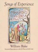 Songs of Experience : Dover Fine Art, History of Art - William Blake