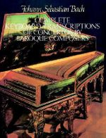 Complete Keyboard Transcriptions of Concertos by Baroque Composers - Johann Sebastian Bach