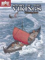 Story of the Vikings Coloring Book - A. G. Smith