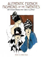 Authentic French Fashions of the Twenties : 413 Costume Designs from