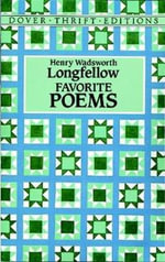 Favorite Poems :  A Tale - Henry Wadsworth Longfellow