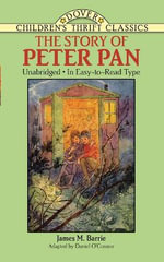 Peter Pan : Dover Children's Thrift Classics Ser. - J. M. Barrie