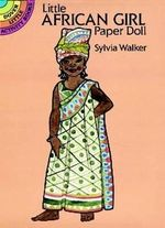 Little African Girl Paper Doll - Sylvia Walker