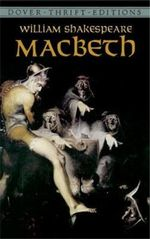 Macbeth : Dover Thrift Editions - William Shakespeare