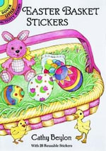 Easter Basket Stickers - Cathy Beylon