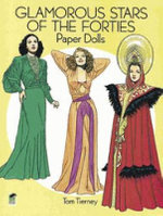 Glamorous Stars of the Forties Paper Dolls - Tom Tierney