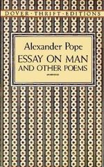 Essay on Man and Other Poems : Dover Thrift S. - Alexander Pope