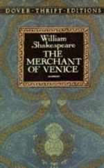The Merchant of Venice : Dover Thrift Editions - William Shakespeare