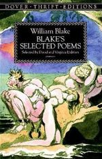 Blake's Selected Poems : Dover Thrift S. - William Blake