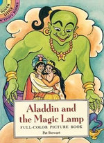 Aladdin and the Magic Lamp : Full-Color Picture Book :  Full-Color Picture Book