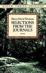 Selections from the Journals : Dover Thrift Editions - Henry David Thoreau