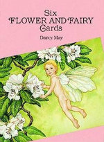 Six Flower and Fairy Cards - Darcy May