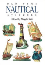 Old-Time Nautical Stickers - Maggie Kate