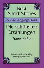 Best Short Stories : A Dual-Language Book - Franz Kafka