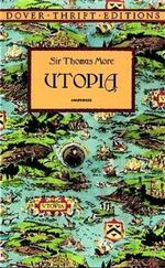 Utopia : Dover Thrift Editions - Sir Thomas More