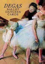 Degas Ballet Dancers Cards - Edgar Degas