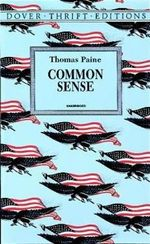 Common Sense : Dover Thrift Editions - Thomas Paine