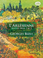 L'Arlesienne : Suites Nos. 1 and 2 (Full Score) - Georges Bizet