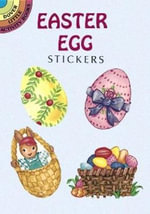 Easter Egg Stickers - Jennifer King