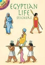 Egyptian Life Stickers - A. G. Smith