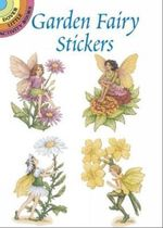 Garden Fairy Stickers : Step into Reading Books Series : Step 4 - Darcy May