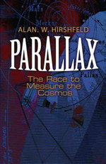 Parallax : The Race to Measure the Cosmos - Alan W. Hirshfeld