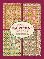 Spanish Tile Designs in Full Color