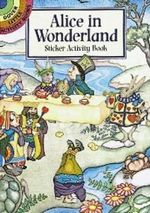 Alice in Wonderland Sticker Activity Book - Marty Noble