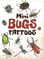 Mini Bugs Tattoos - Jan Sovak