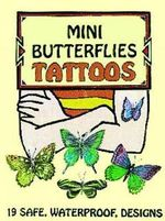 Mini Butterflies Tattoos - Jan Sovak