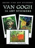 Van Gogh : 16 Fine Art Stickers - Vincent van Gogh