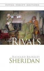 The Rivals : Dover Thrift Editions - Richard Brinsley Sheridan