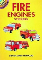 Fire Engines Stickers - Steven James Petruccio