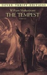The Tempest : Dover Thrift Editions - William Shakespeare