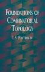 Foundations of Combinatorial Topology : Dover Books on Mathematics - L. S. Pontryagin