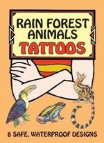 Rain Forest Animals Tattoos - Jan Sovak